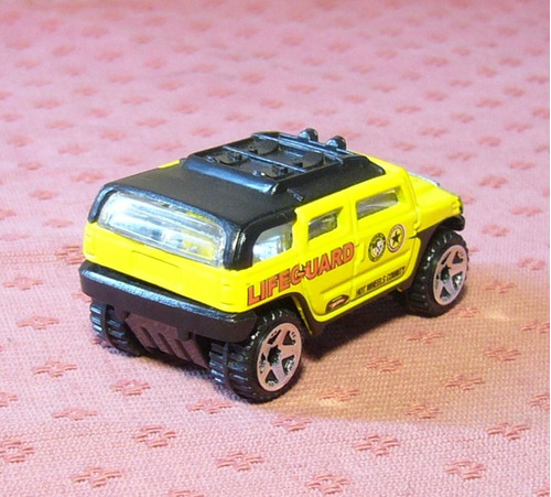 hot wheels 2010: rockster