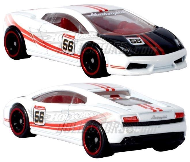 Hot Wheels 2010 Speed Machines Lamborghini Gallardo Loose R 39