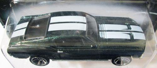 hot wheels 2014 - rápido y furioso - '67 ford mustang.