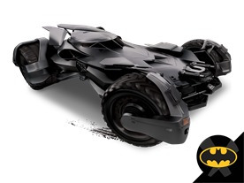 hot wheels 2016 nuevo batman vs superman batimóvil