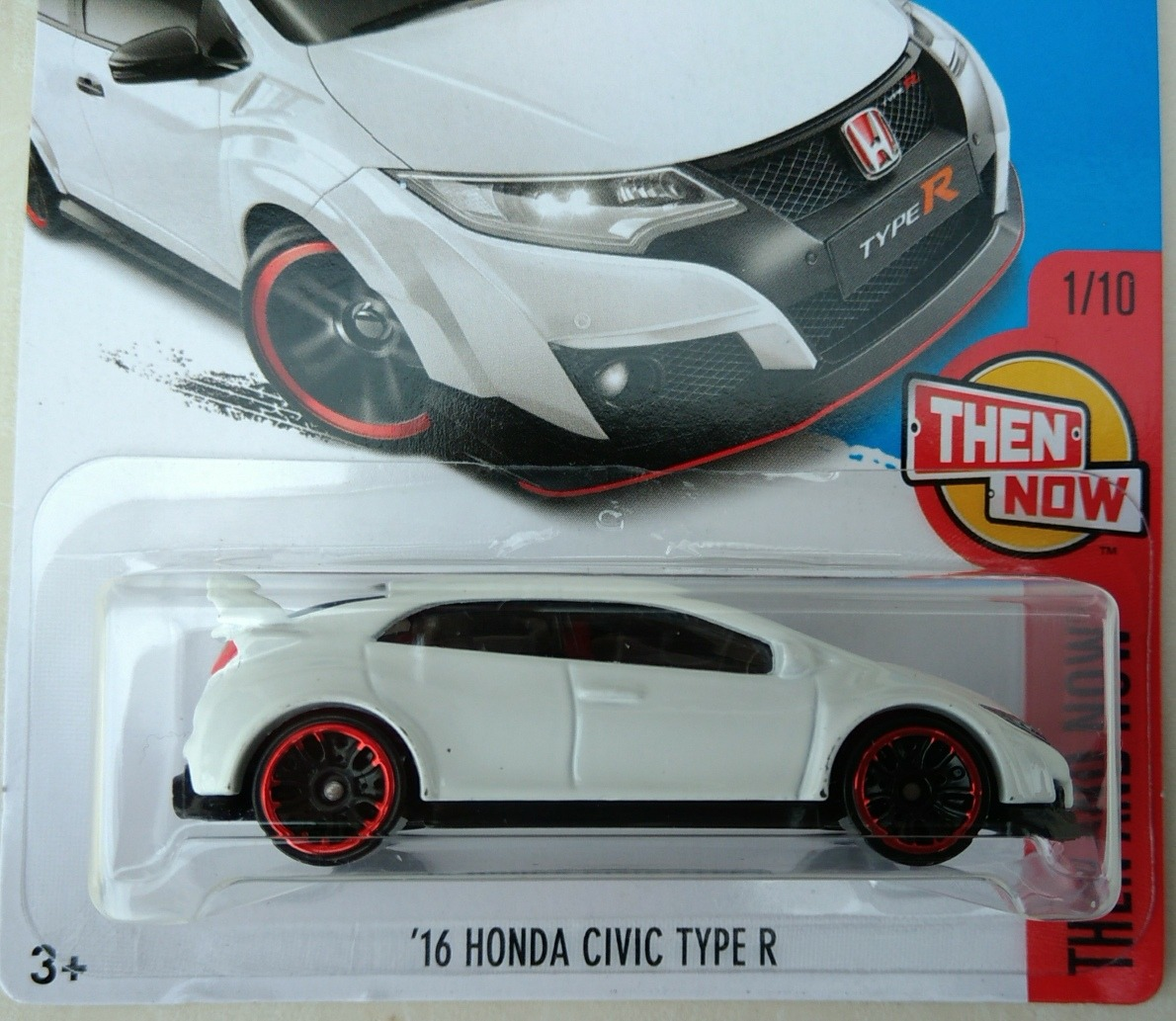 ... Honda Civic Type R U00272016. Carregando Zoom.