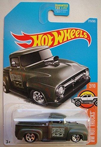 hot wheels 2017 hw hot trucks custom .56 ford truck 215/365,