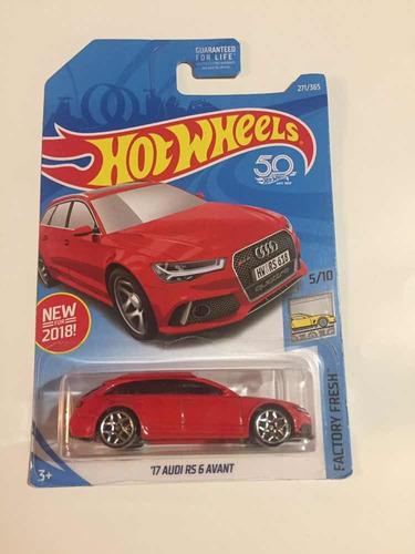 hot wheels 2018 edición 50th, de colección, mattel org. 1/64
