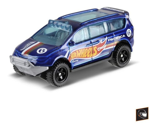 hot wheels 2019 #215 - chrysler pacifica
