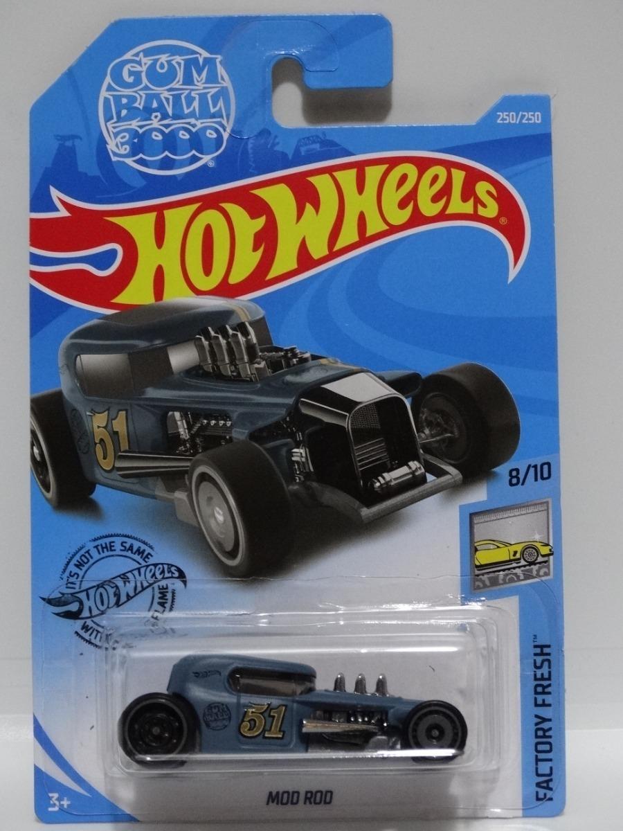 Hot Wheels Mod Rod Factory Fresh 1:64