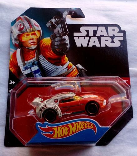 hot wheels 21 de 24 de star wars