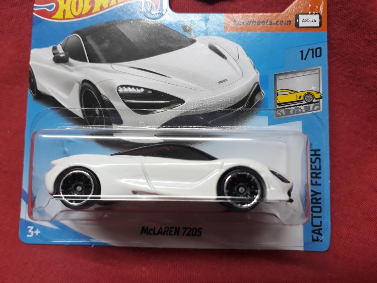 Hot Wheels 50 Anos Mclaren 720s Lote N 2018 R 2000 Em Mercado Livre Hotwheels Carregando Zoom