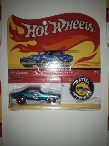 hot wheels 50th anniversary