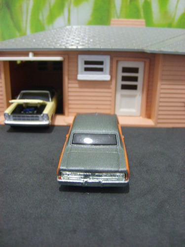 hot wheels - '65 chevy malibu