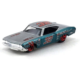 Hot Wheels 69 Chevelle T Hunt 53/2012 1/64 Loose