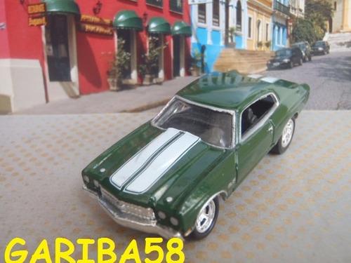 hot wheels ´70 chevelle ss 2003 preferred muscle gariba58