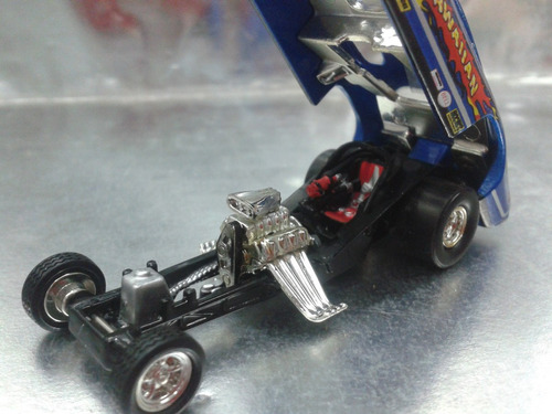 hot wheels - 72 dodge charger funny car 100% del 2000