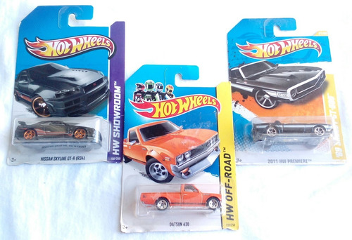 hot wheels 9 de 24