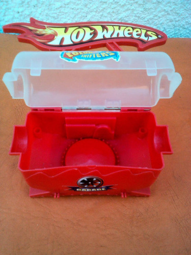 hot wheels accesorio color shifters garage
