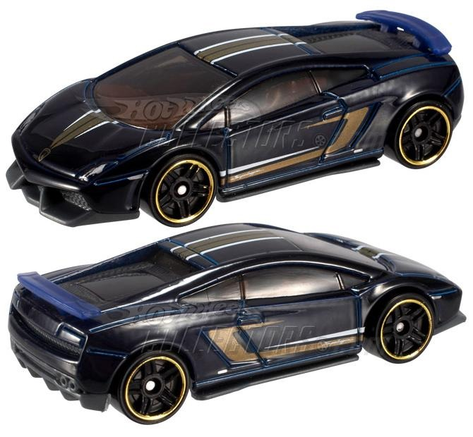 Hot Wheels All Star De 2012, Lamborghini Gallardo Lp 570 4