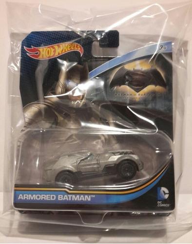hot wheels armored batman 1:64