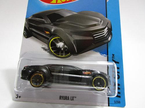 hot wheels auto deportivo  ryura lx t25
