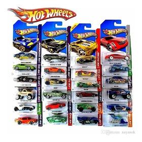 Hot Wheels Autos Surtidos - Original Mattel