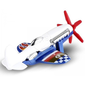 Hot Wheels Avião Mad Propz 4 Espetacular 211/2019 Lacrado