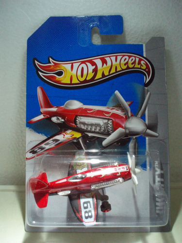 Hot wheels avion mad propz rojo 16 250 2013 en - Avion hot wheels ...
