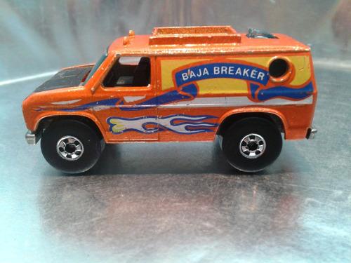 hot wheels - baja breaker de 1983  m.i. malaysia #5