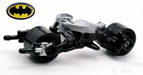 hot wheels bat pod moto batman batimoto 2014 #64 solo envios