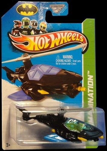 hot wheels - batcopter