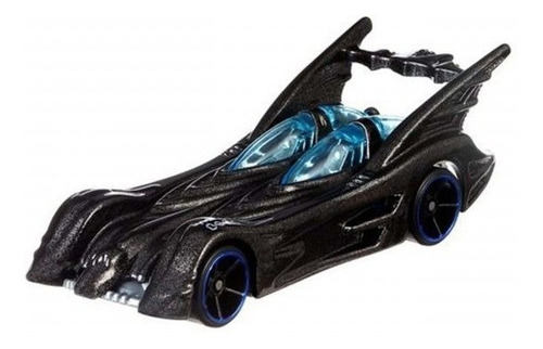 hot wheels batimobil batman 2018 dc comic
