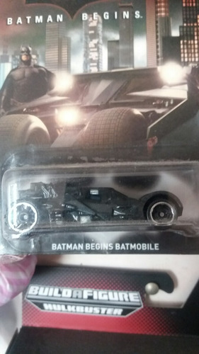 hot wheels batimovil batman begins