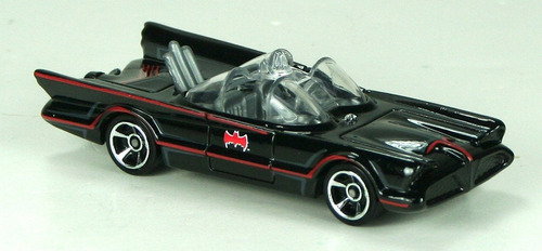 hot wheels batimovil batman clasico edicion 2012 62/250