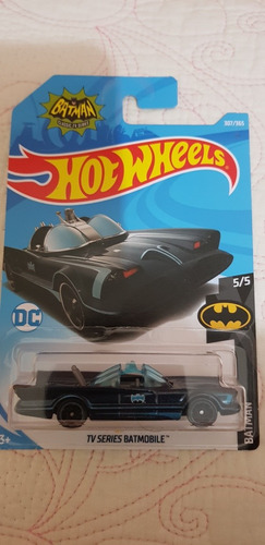 hot wheels batimovil tv series