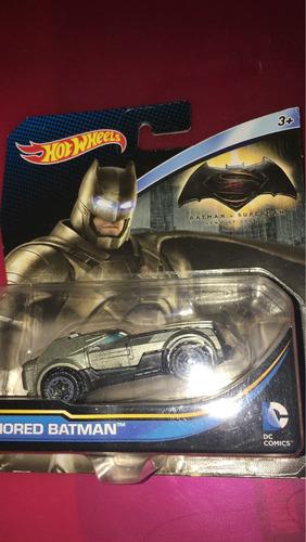 hot wheels batman armored
