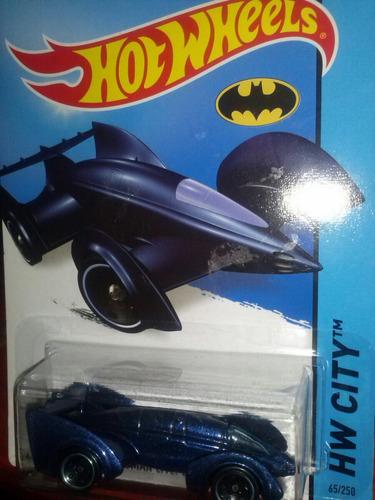hot wheels batman live batimobile 2015 azul