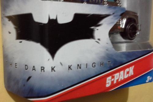 hot wheels batman the dark knight pack 5 {16}