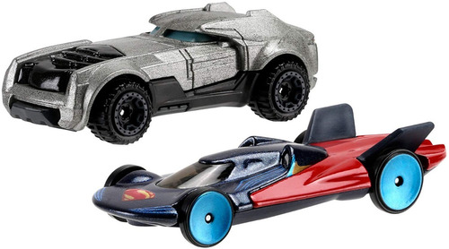hot wheels batman vs superman dawn of justice 2-pack