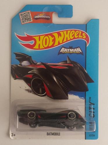 hot wheels batmobile - batman batimovil
