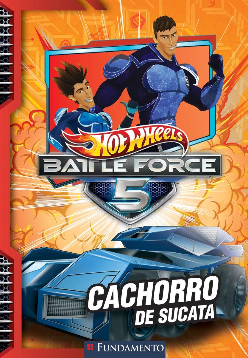 Hot Wheels Battle Force 5 Cachorro De Sucata R 1137 Em Carregando Zoom