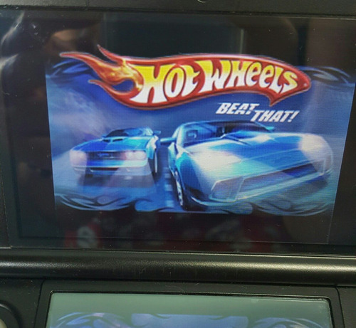 hot wheels beat that! ds