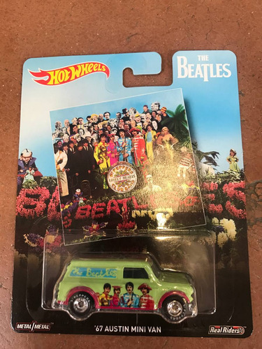 hot wheels beatles