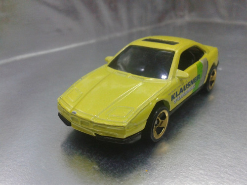 hot wheels - bmw 850i de 1997
