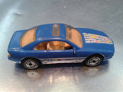 hot wheels - bmw 850i primera edicion de 1991  #2