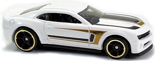 hot wheels camaro fifty - '13 camaro (branco)