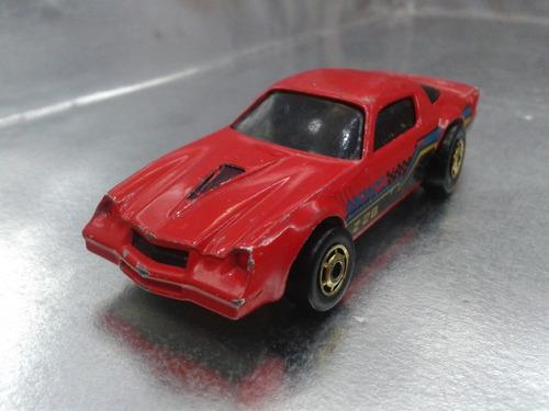 hot wheels - camaro z-28 de 1986 m.i. malaysia