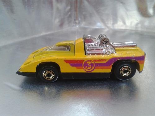 hot wheels - cannonade de 1982  hong kong #2