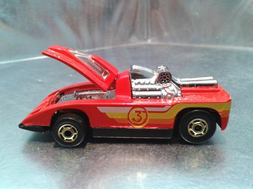 hot wheels - cannonade de 1983        m.i. malaysia