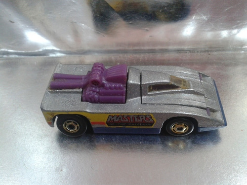 hot wheels - cannonade de 1985 malaysia