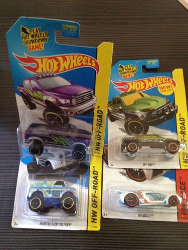 hot wheels carritos nuevos varios (unidad) r