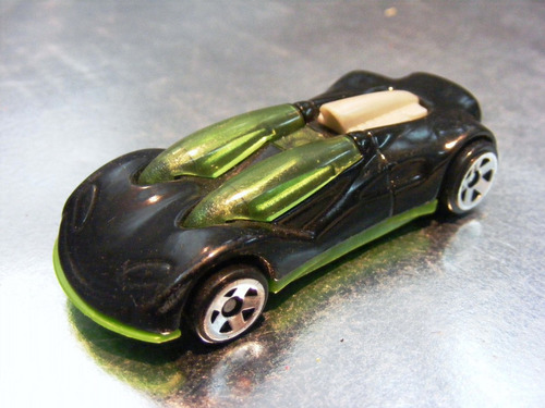 hot wheels - carro fabricado para macdonalds en el 2003