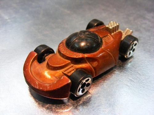 hot wheels - carro fabricado para mcdonalds en 1999