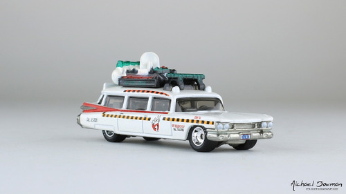 hot wheels cazafastamas ghostbusters 2 ecto 1 gordini